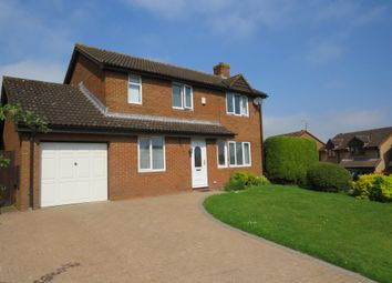 Thumbnail 4 bedroom detached house for sale in Anise Close, Swindon