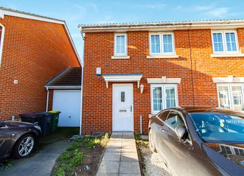 Thumbnail 3 bed semi-detached house for sale in Havengore Close, Great Wakering