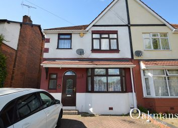 Thumbnail 3 bed semi-detached house for sale in Gibbins Road, Birmingham, West Midlands.