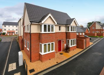 3 bed detached house for sale in Alford Pasture, Cranbrook, Exeter EX5