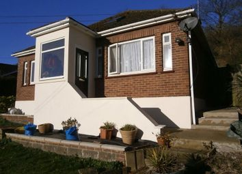 Thumbnail 4 bed bungalow to rent in Princes Avenue, Chatham, Kent