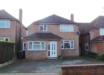 Thumbnail 3 bed detached house for sale in Russell Bank Road, Four Oaks, Sutton Coldfield