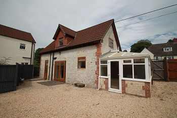 Thumbnail 2 bed detached house to rent in Copheap Lane, Warminster