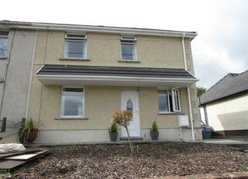 Thumbnail 3 bedroom semi-detached house for sale in Golwg Y Bryn, Seven Sisters, Neath, West Glamorgan