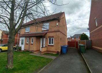 Thumbnail 2 bedroom semi-detached house to rent in Carrville Way, Liverpool, Merseyside