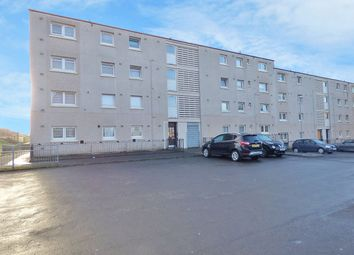 Thumbnail 3 bed flat for sale in Fountainwell Drive, Glasgow, Lanarkshire