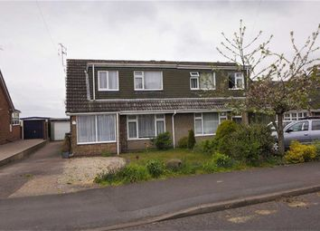 Thumbnail 3 bed semi-detached house to rent in Millfields, Caistor, Market Rasen