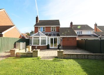 Thumbnail 3 bed detached house for sale in Mimosa Close, Tiverton