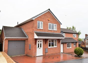 Thumbnail 3 bed detached house for sale in Tollhouse Road, Stoke Heath, Bromsgrove