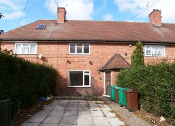 Thumbnail 3 bed terraced house to rent in Bells Lane, Nottingham