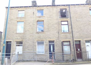Thumbnail 3 bed terraced house for sale in Halifax Road, Todmorden