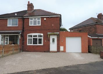 Thumbnail 2 bed semi-detached house for sale in 5 Williams Crescent, Chadderton