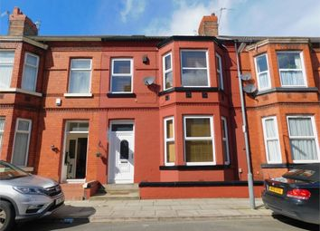 Thumbnail 4 bedroom terraced house to rent in Ampthill Road, Liverpool, Merseyside