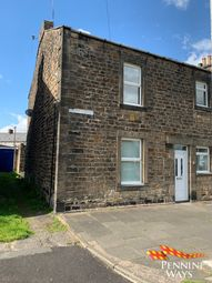 Thumbnail 1 bed end terrace house to rent in West Road, Haltwhistle, Northumberland