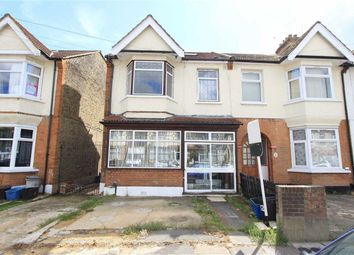 Thumbnail 5 bedroom end terrace house for sale in Cavenham Gardens, Ilford, Essex