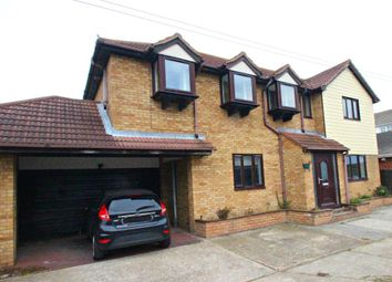 Thumbnail 4 bed detached house for sale in Margraten Avenue, Canvey Island