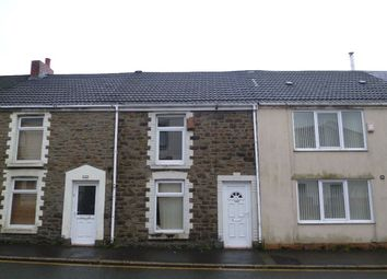 Thumbnail 2 bed property to rent in Clydach Road, Morriston, Swansea