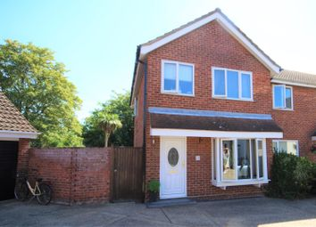 Thumbnail 3 bed semi-detached house for sale in Hawkwood Close, Chelmsford