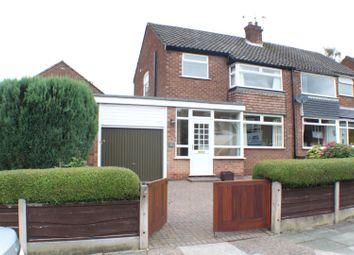Thumbnail 3 bedroom semi-detached house for sale in Vendale Avenue, Swinton, Manchester