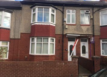 Thumbnail 4 bed flat to rent in Wingrove Road, Fenham, Newcastle Upon Tyne
