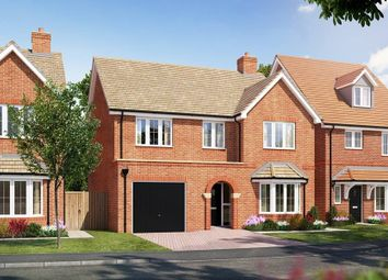 """Thumbnail 4 bedroom detached house for sale in """"The Pebworth"""" at Littleworth Road, Benson, Wallingford"""