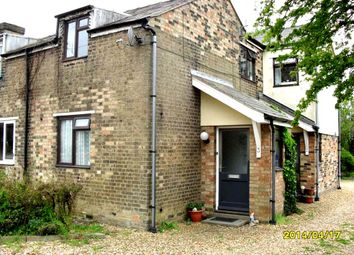 Thumbnail 1 bedroom flat to rent in Station Road, Longstanton, Cambridge