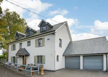 Thumbnail 4 bed detached house for sale in Bascote, Southam, Warwickshire