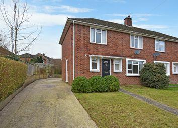 Brummell Road, Speen, Newbury RG14. 3 bed semi-detached house for sale
