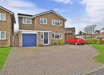 Thumbnail 4 bed detached house for sale in Willow Brean, Horley, Surrey