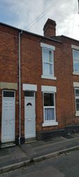 Thumbnail 2 bed property to rent in Milton Street, Derby