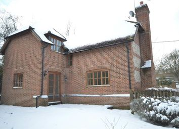 Thumbnail 3 bed detached house for sale in Crown Lane, Old Basing, Basingstoke