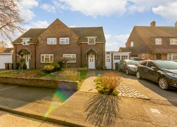 Thumbnail 3 bed semi-detached house for sale in Palm Grove, Guildford, Surrey