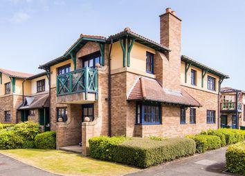 Thumbnail 3 bedroom flat for sale in West Werberside, Fettes, Edinburgh