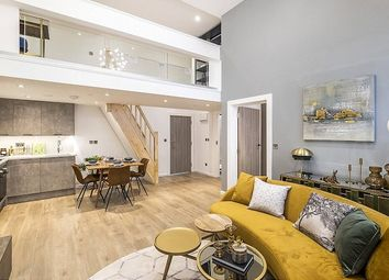 Thumbnail 1 bed flat for sale in Vision House, Wimbledon Chase, London