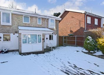 Thumbnail 5 bed end terrace house for sale in Rushmead Close, Canterbury, Kent