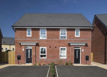 "Thumbnail 3 bed semi-detached house for sale in ""Barwick"" at Kepple Lane, Garstang, Preston"