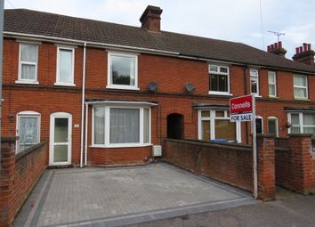 Thumbnail 3 bed terraced house for sale in Grange Road, Ipswich