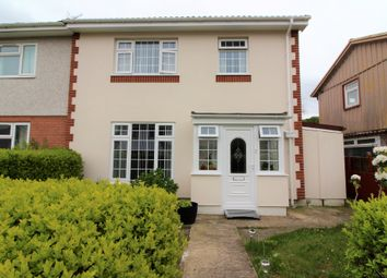 Thumbnail 3 bed semi-detached house for sale in Pembrey Gardens, Pontllanfraith, Blackwood