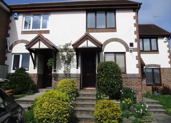 Thumbnail 2 bed terraced house to rent in Black Eagle Close, Westerham