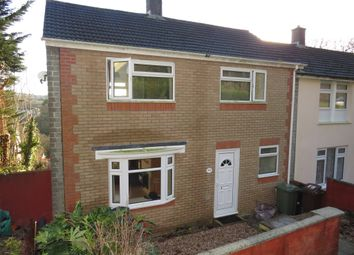 Thumbnail 2 bed end terrace house for sale in Bampfylde Way, Plymouth