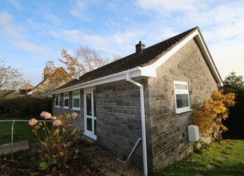 Thumbnail 3 bed detached bungalow for sale in High View Drive, Ashcott, Bridgwater