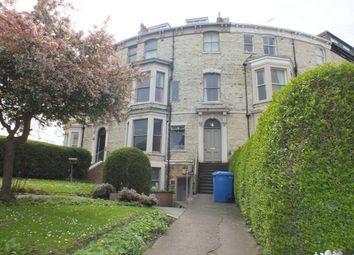 Thumbnail 2 bedroom flat to rent in Flat 1, 4 Cambridge Terrace, Scarborough