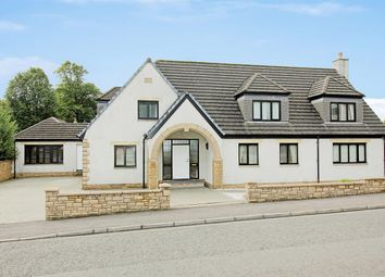 Thumbnail 6 bed detached house for sale in Hawthorne Place, South Broomage, Larbert