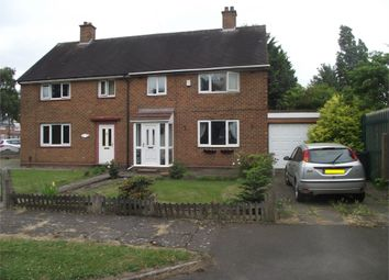 Thumbnail 3 bed semi-detached house to rent in Pencroft Road, Shard End, Birmingham