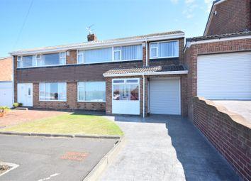 Thumbnail 4 bedroom semi-detached house for sale in Brockenhurst Drive, Sunderland