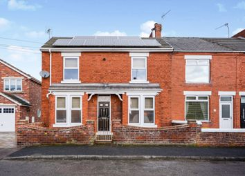 Thumbnail 4 bed end terrace house for sale in Gray Street, Clowne, Chesterfield