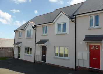 Thumbnail 3 bedroom property to rent in Awel Yr Afon, Cardigan, Ceredigion