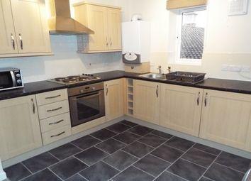 Thumbnail 1 bed flat to rent in 55 Rhosddu Road, Wrexham