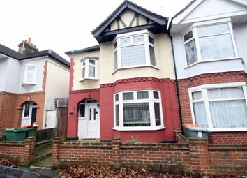 Thumbnail 4 bedroom semi-detached house to rent in Eustace Road, East Ham
