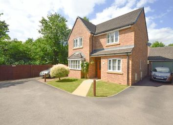 Thumbnail 4 bed detached house for sale in Iris Road, Rogerstone, Newport